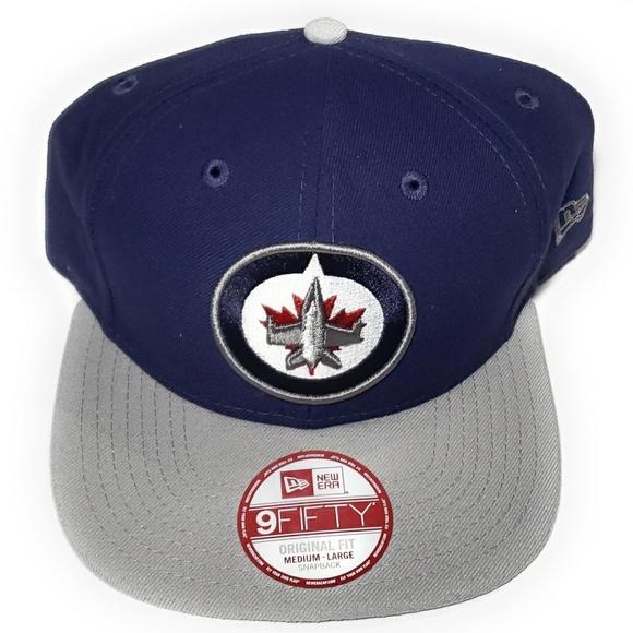97909fcffa2 New Era Winnipeg Jets Snapback Hat